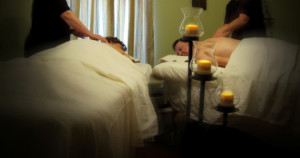 Couples Massage at the Spa at Bell House in Pittsboro NC