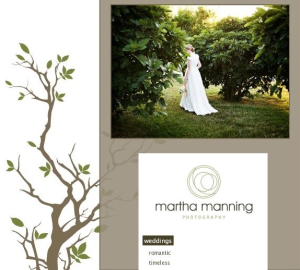 Wedding Photographer Martha Manning wins the hearts of every one she works with.