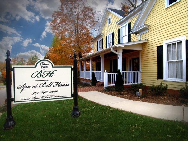 Spa At Bell House Pittsboro North Carolina